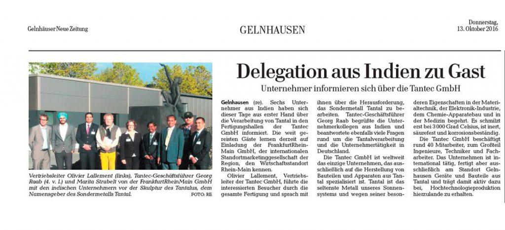 delegation-indien