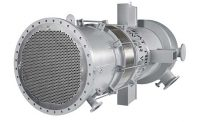 The largest of its kind worldwide – heat exchanger leaves production: